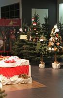 stoisko świąteczne